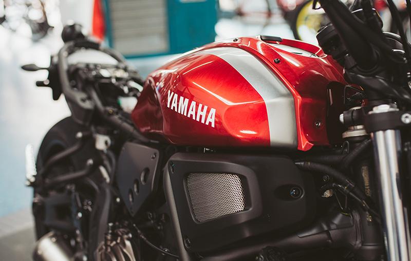 Motorrad Husum